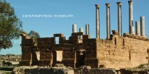Visite du site romain de Thuburbo Majus