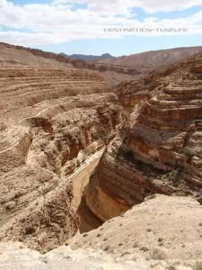 Rando dans le canyon de Midès
