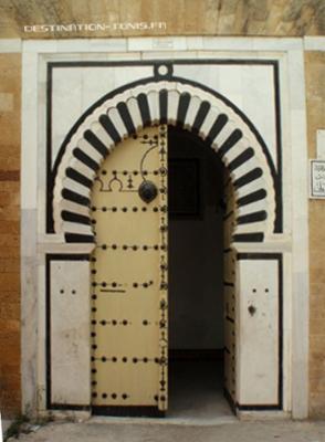 L'entrée de Dar Diwan.