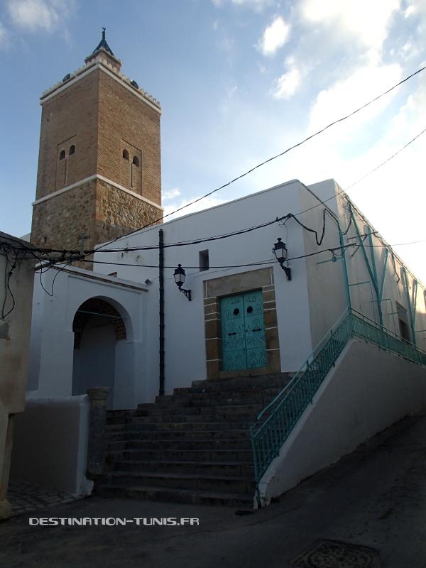 La grande mosquée de Zaghouan