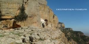 Randonnée au Djebel Sidi Abderrhamane (Cap Bon)