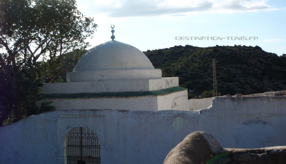 Le mausolée de Sidi Medien