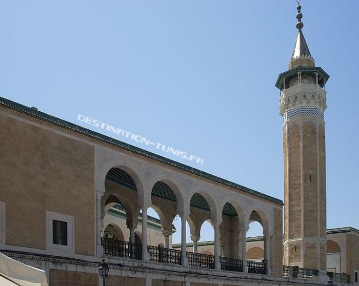 Mosquée Youssef Saheb Ettabaa.