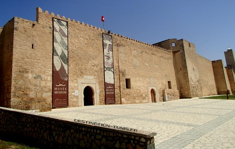 L'entrée de la Kasbah
