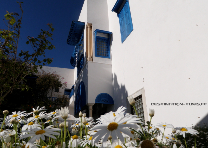 Le Jardin Persan jouxte le Palais