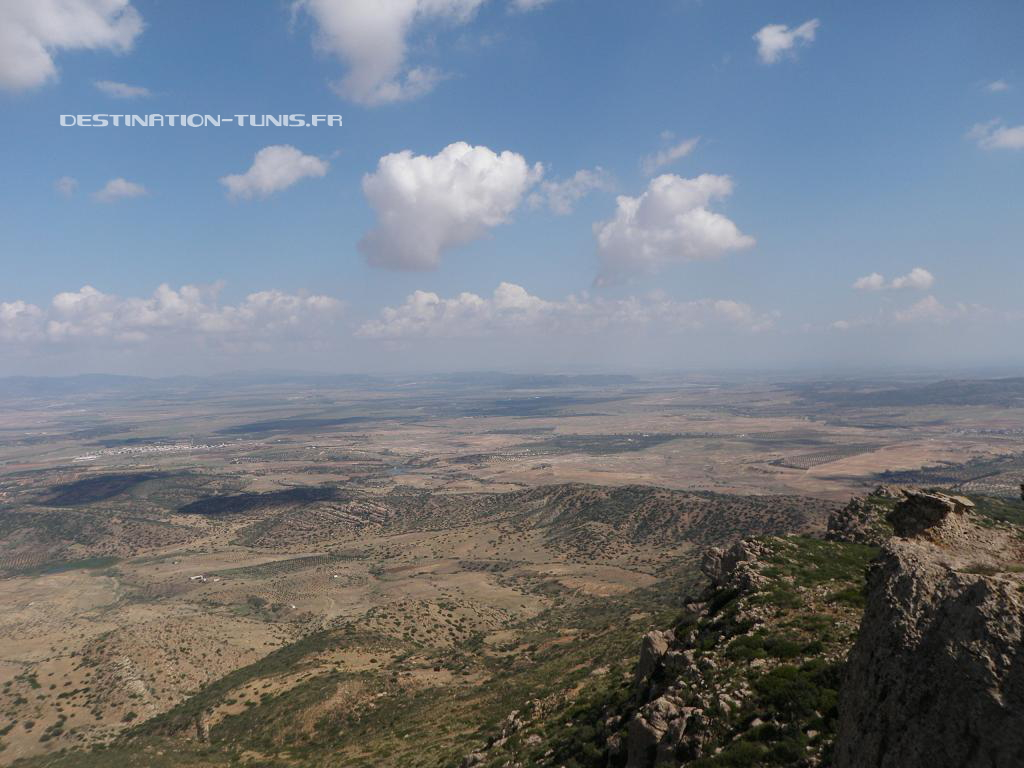 Panorama Zriba