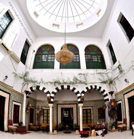 Randonnée dans la médina de Tunis (côté Ouest et Nord)