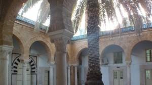 Le patio de la medersa el Nakhla