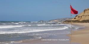 Plage Sidi Mansour Cote Nord Tunisie