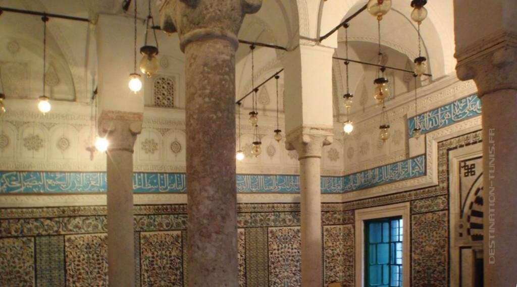 La Salle de prière de la Slimania