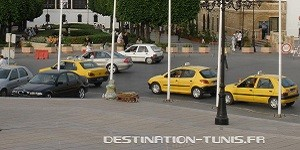Taxi Tunis