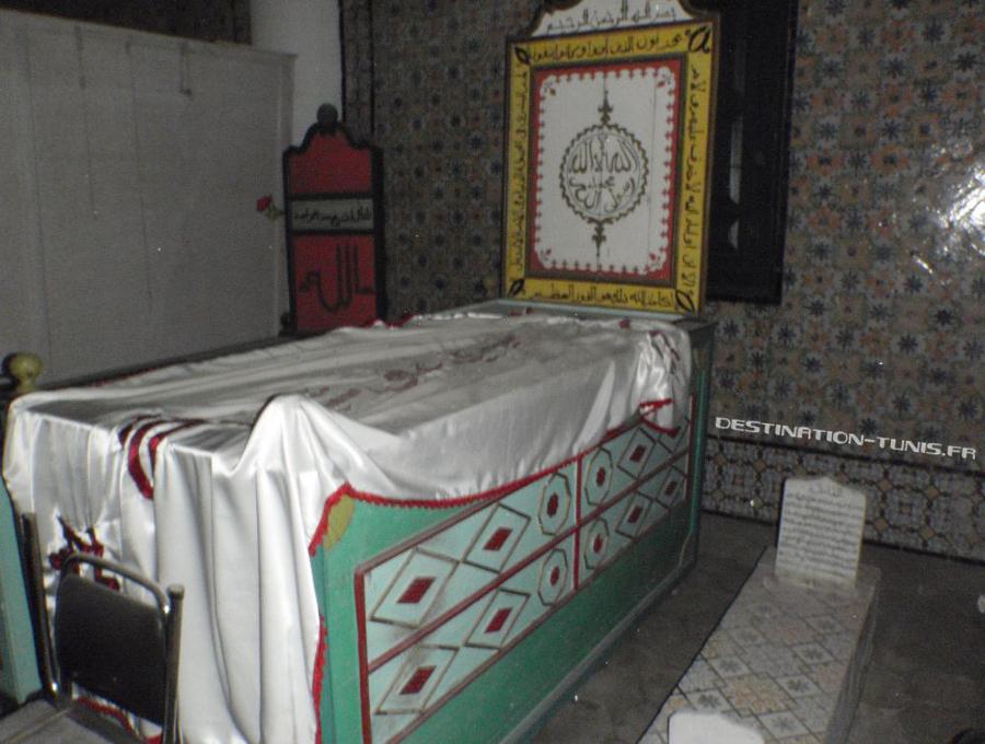 Tombeaux de Sidi Ali Chiha et de ses descendants.