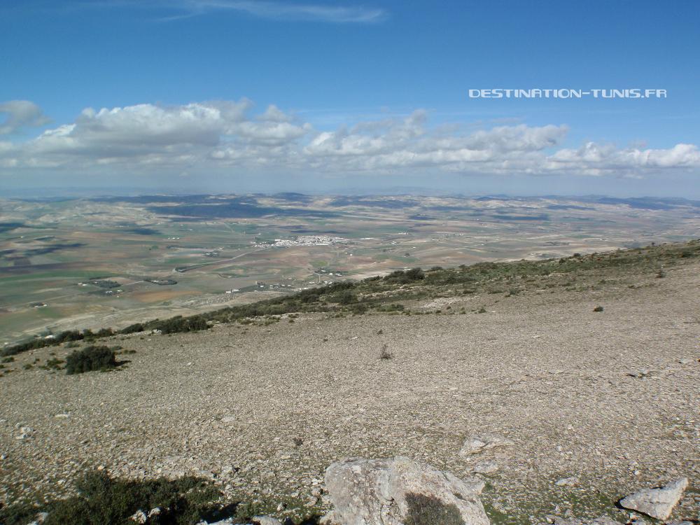 Rando sur le Djebel Bargou par l'Est – Village de Bhirine