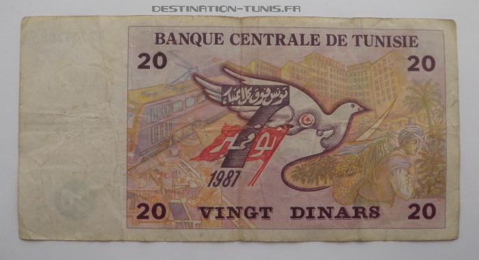 Tout Sur Le Dinar Tunisien Ses Billets Ses Pieces Destination Tunis