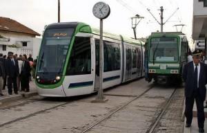 Le Métro/Tram de Tunis