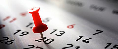 Calendrier des jours fériés en Tunisie
