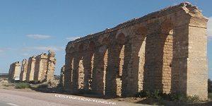 Patrimoine tunisien : l'aqueduc Zaghouan-Carthage