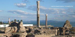 Patrimoine tunisien : site archéologique de Carthage