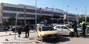 Gare de train de Tunis
