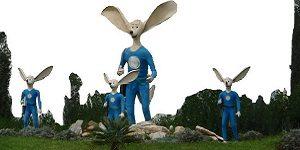 Statues de Labib