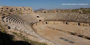 Patrimoine tunisien : le site archéologique d'Oudhna