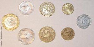 Pieces Tunisie