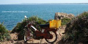 Une des plages sauvages, celle de Ras ed Drek, à El Haouaria
