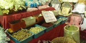 Boutique dans le souk de Tunis
