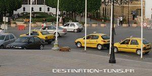 Se déplacer en Tunisie : tout savoir sur le fonctionnement de taxis tunisiens