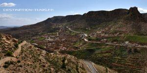 Village Toujane Dahar Tunisie